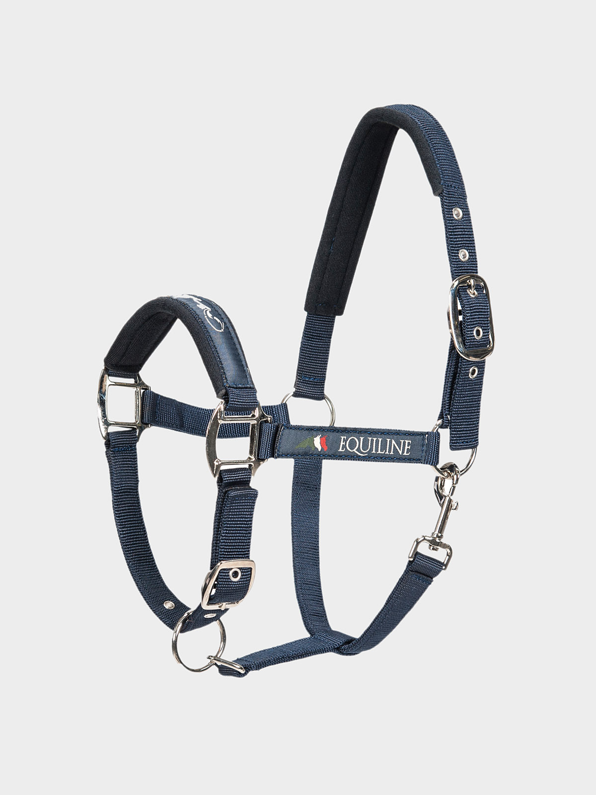 TIMOTHY - PADDED NYLON PONY HALTER 1