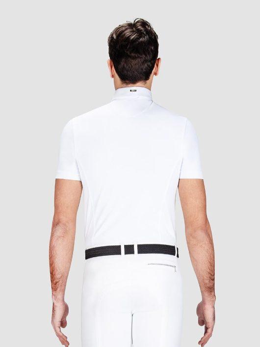 VICK - Men's Short Sleeve Show Shirt 1