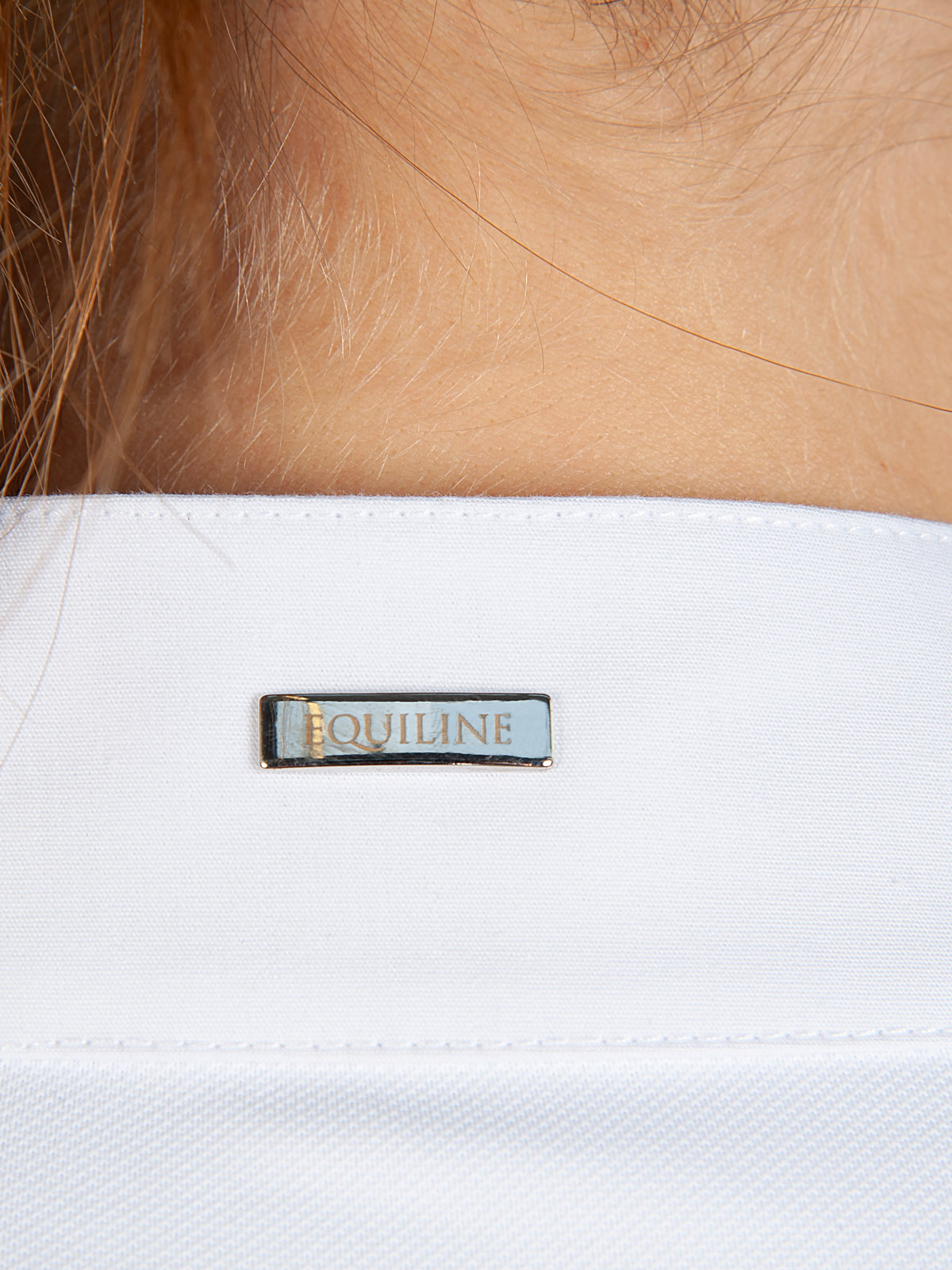 CATHERINE - Women's Show Shirt w/ Silver Detail 6
