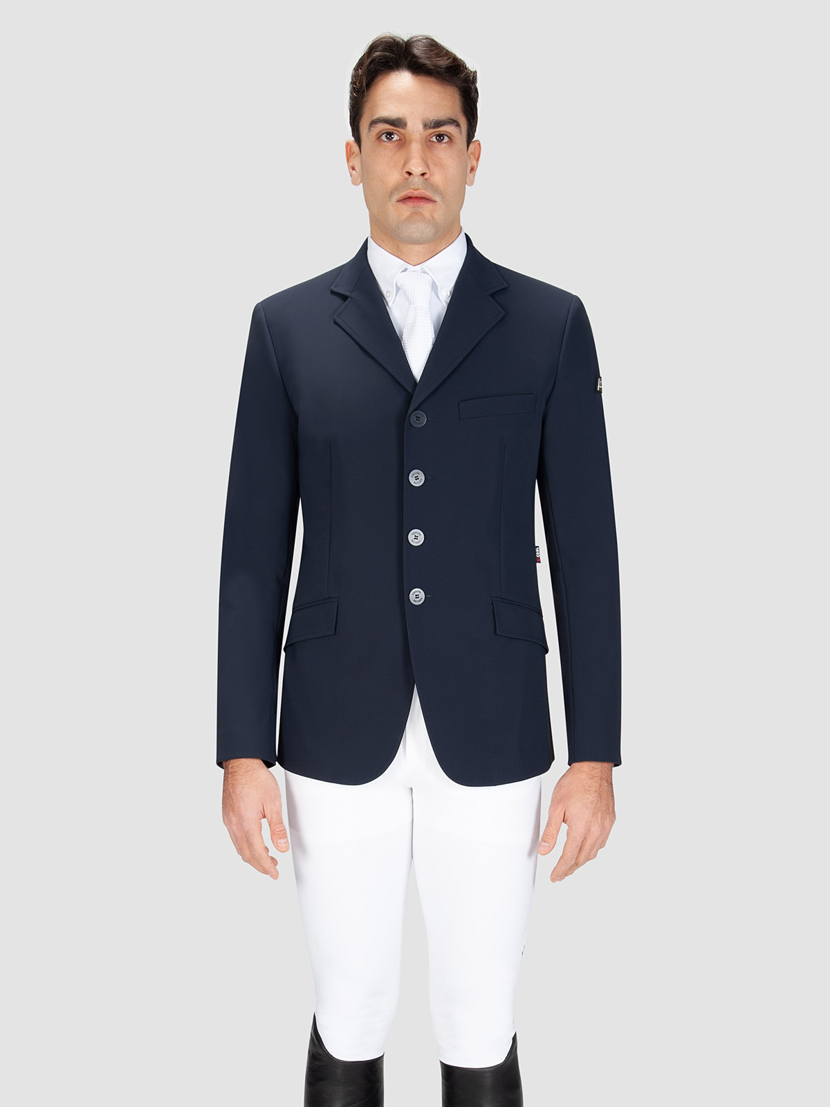 HANK - Men's Hunter Show Coat 3