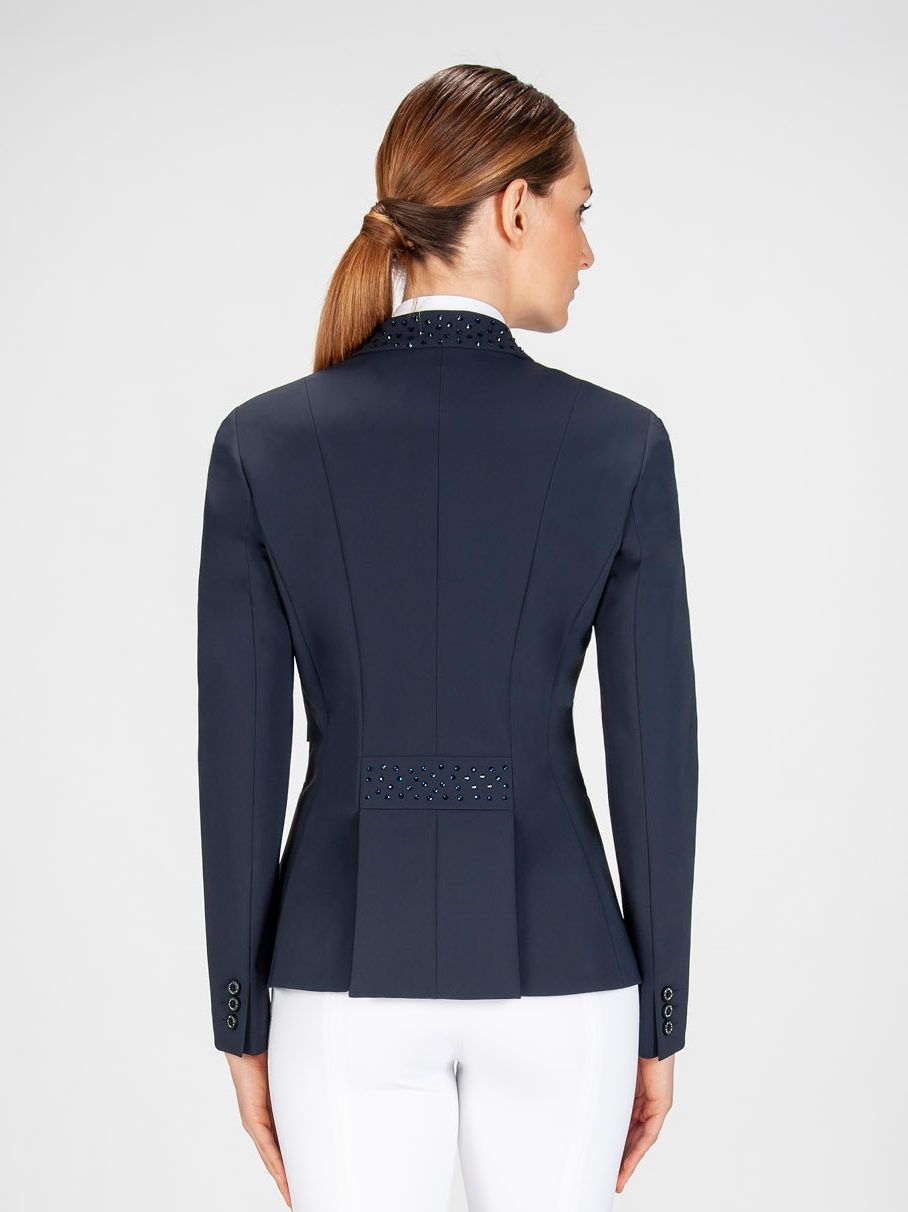 GIOIA - Women's Show Coat w/ Crystals 2