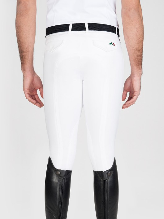 GRAFTON - Men's Knee Patch Riding Breeches 2