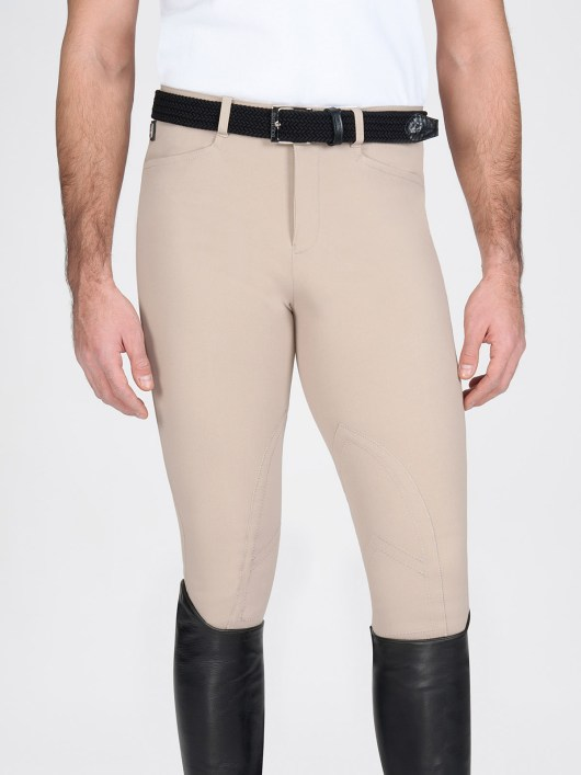 GRAFTON - Men's Knee Patch Riding Breeches 5