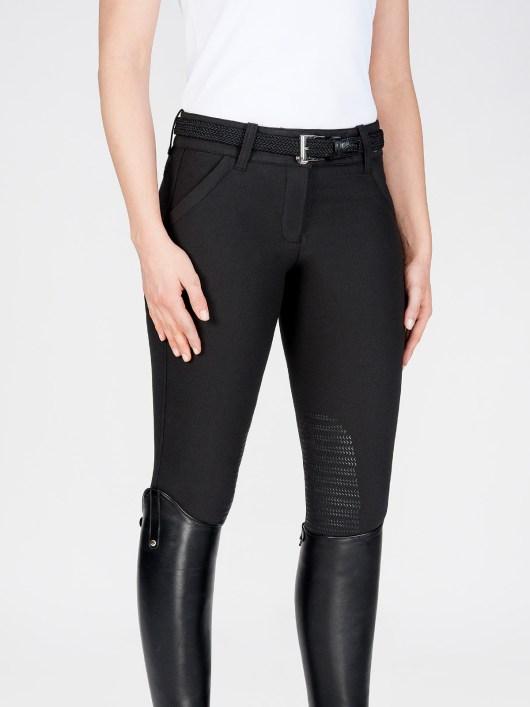 X SHAPE - Women's Knee Grip Riding Breeches 6