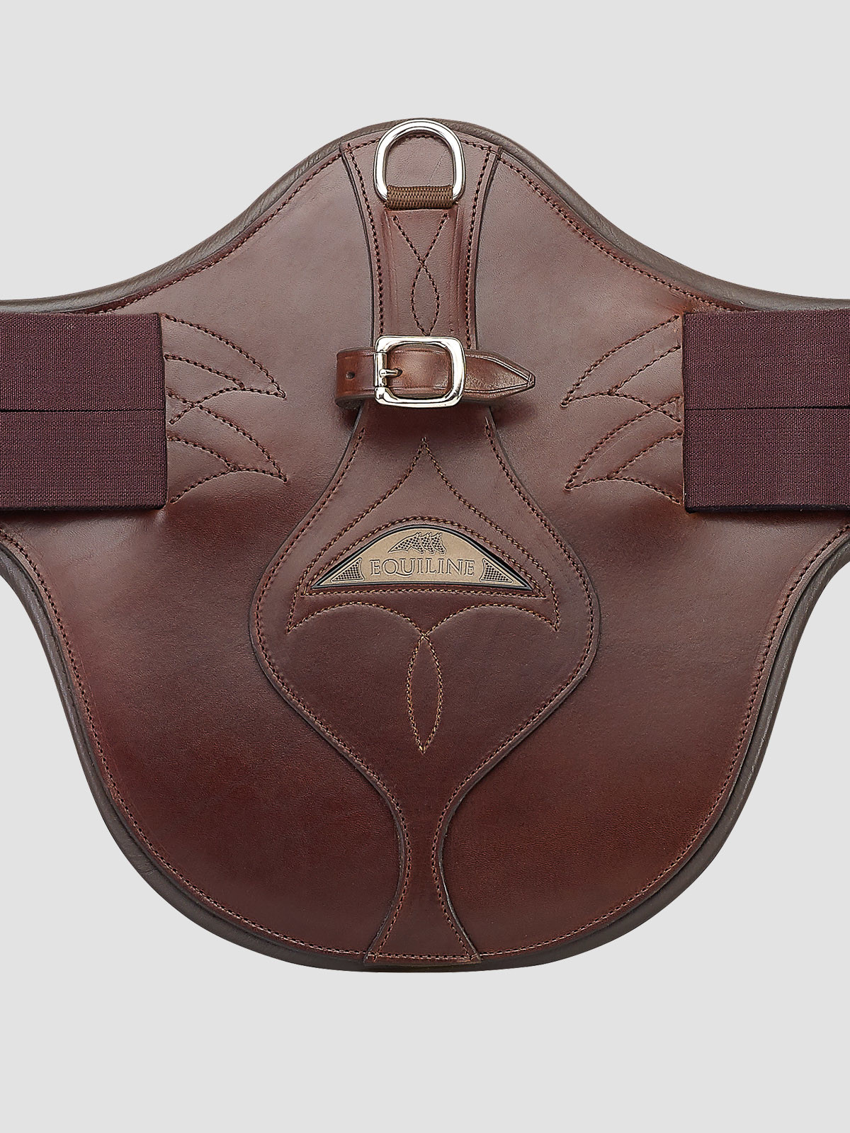 Equiline Eventing Belly Guard Girth 1
