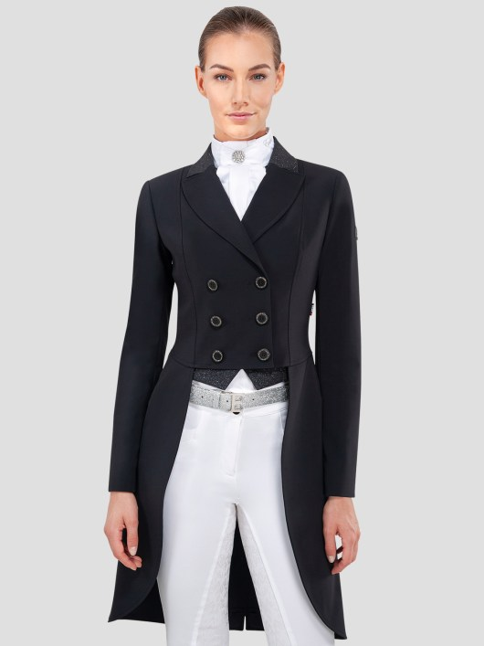 GALILEE TAILCOAT WITH GLITTER 1