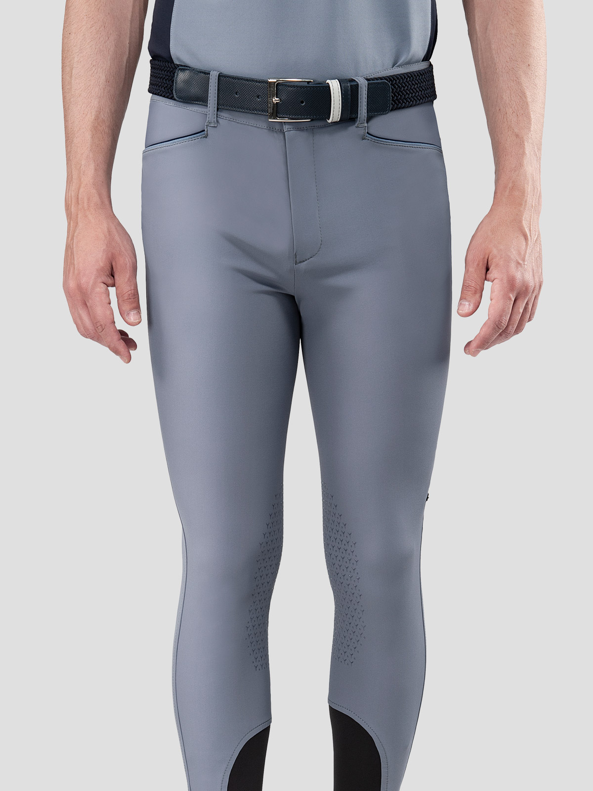 ELIOT MEN'S KNEE GRIP BREECHES in B-MOVE 1