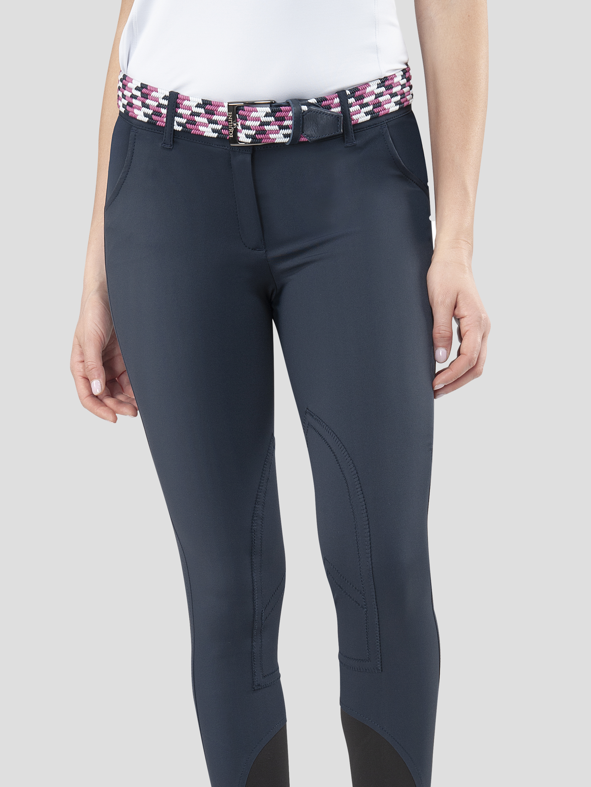 CALAMITY WOMEN'S KNEE PATCH BREECHES IN LEIGHT WEIGHT IN B-MOVE 3