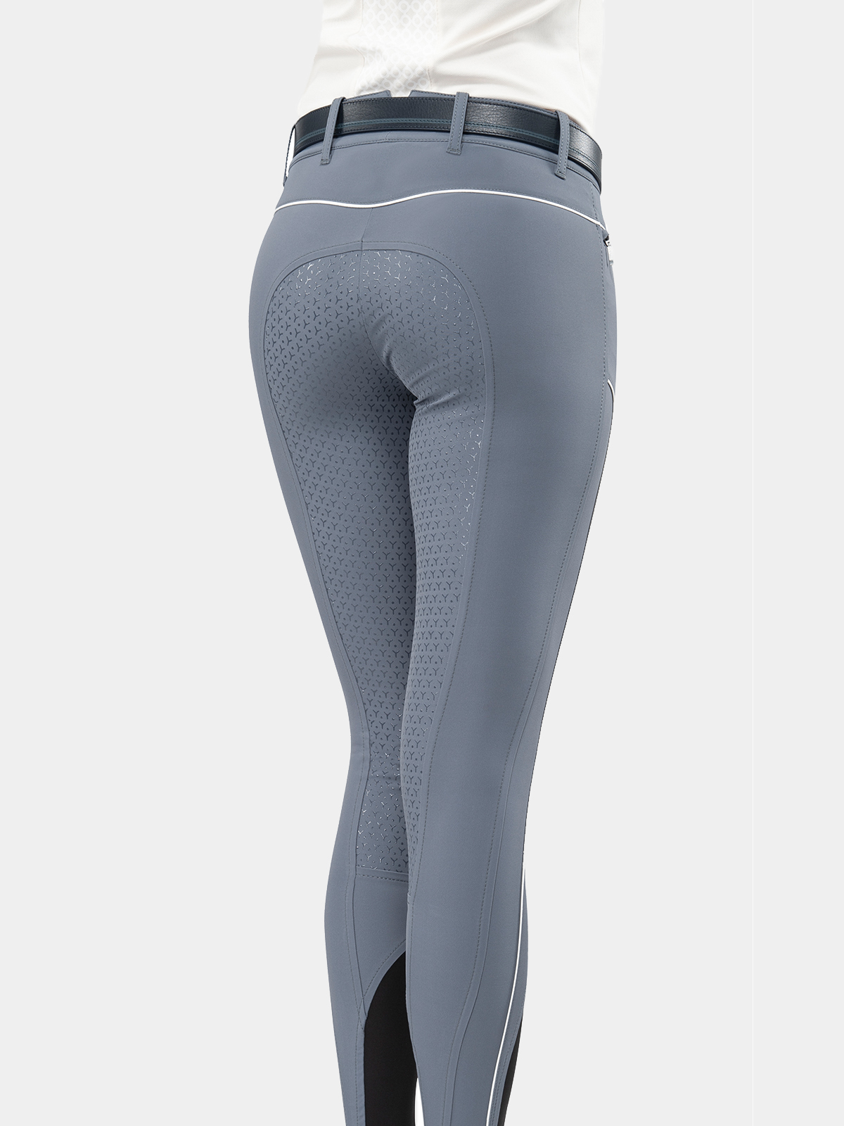 EILISE WOMEN'S FULL SEAT BREECHES WITH GRIP IN B-MOVE 3