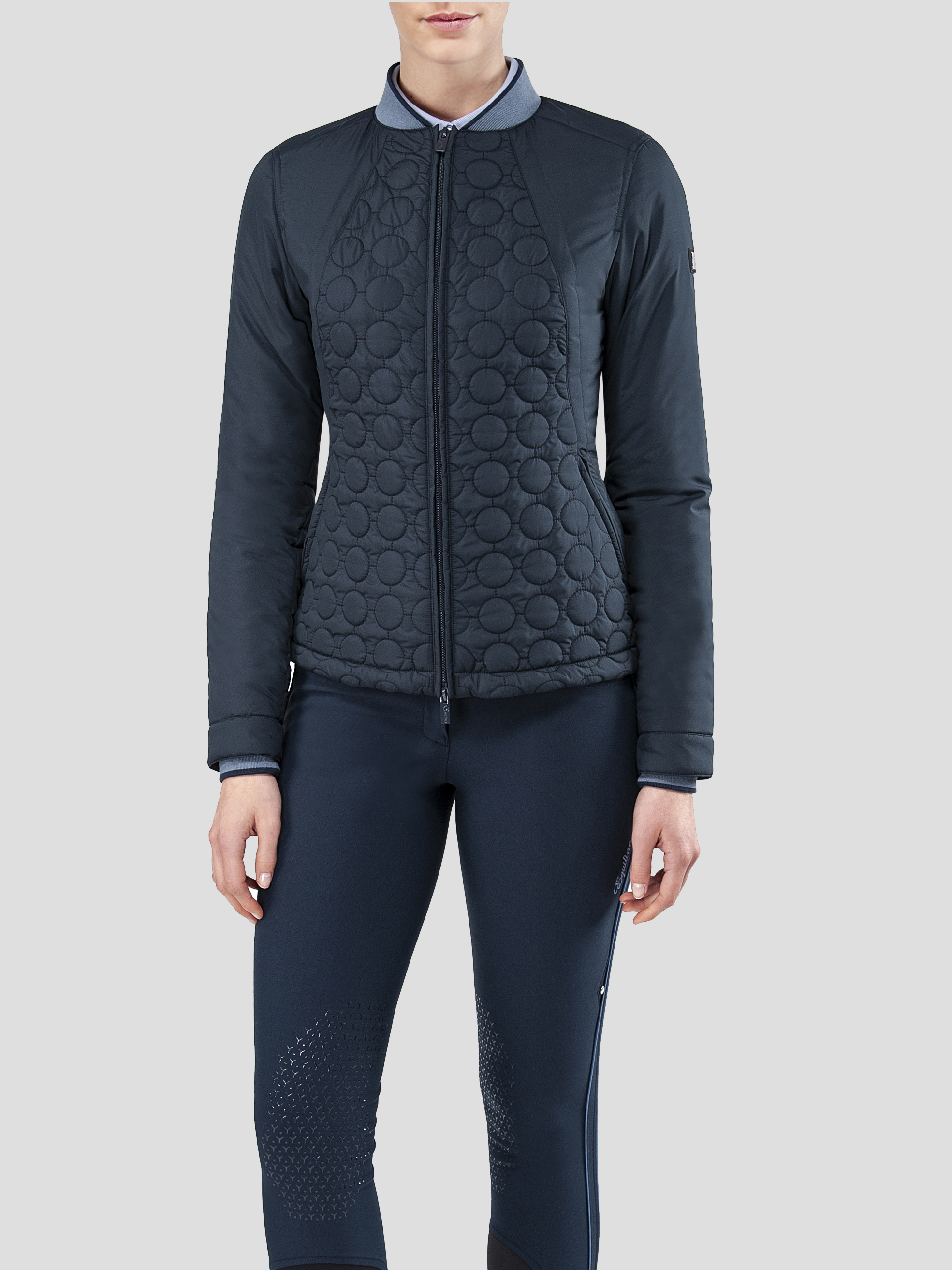 EQUILINE spring quilted jacket