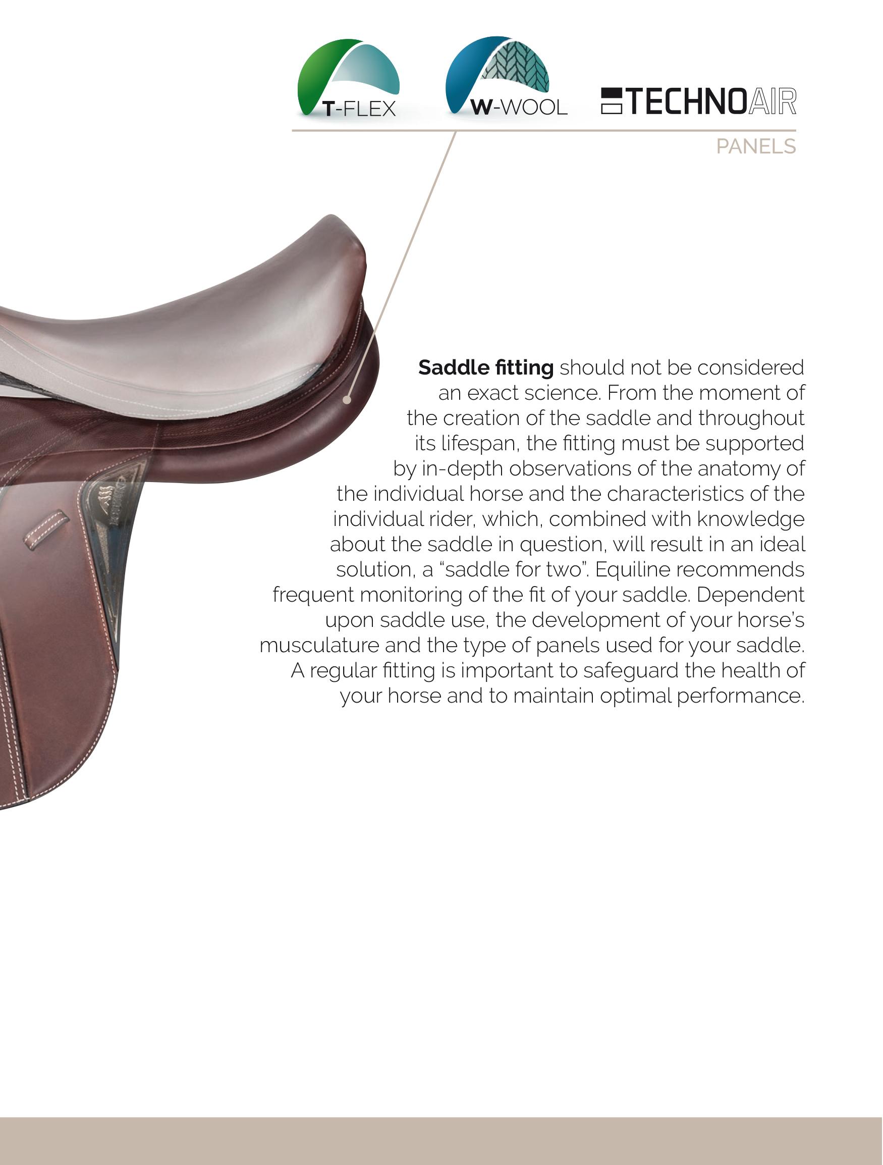 Saddle Technology 2