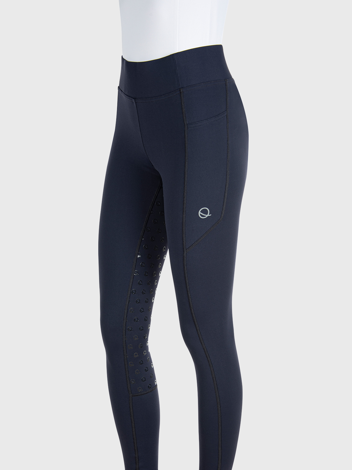 EQODE WOMEN'S RIDING LEGGINGS WITH FULL SEAT 1
