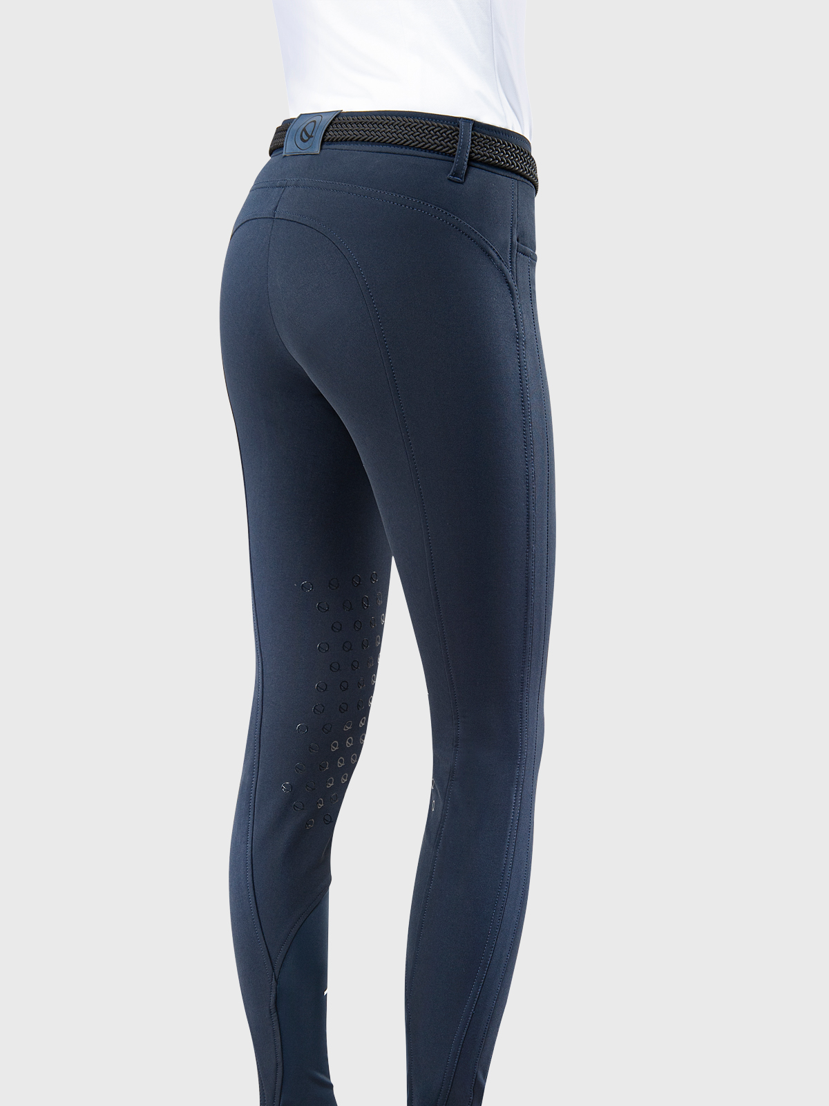 EQODE WOMEN'S BREECHES WITH KNEE GRIP 5