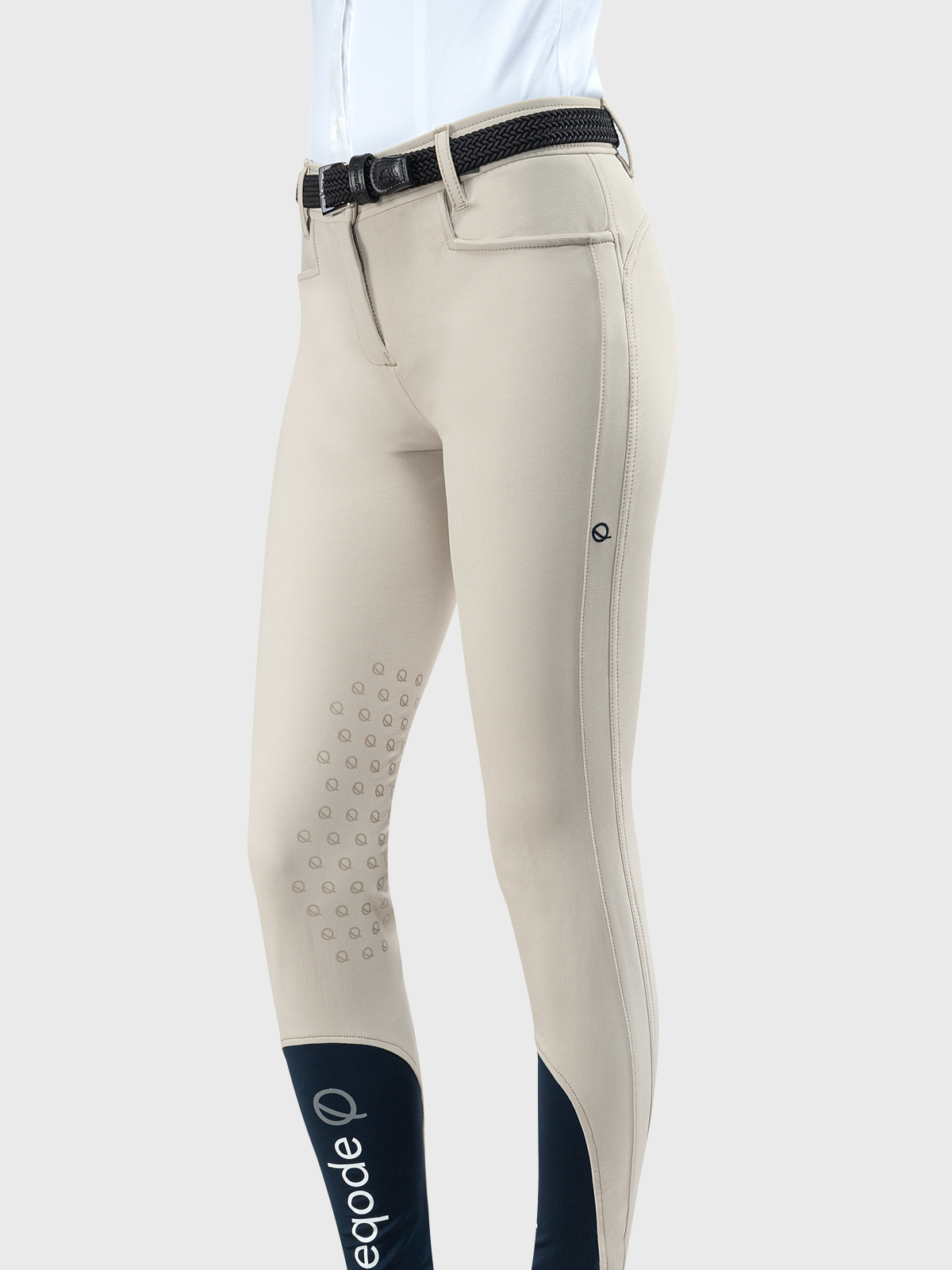 EQODE WOMEN'S BREECHES WITH KNEE GRIP 6