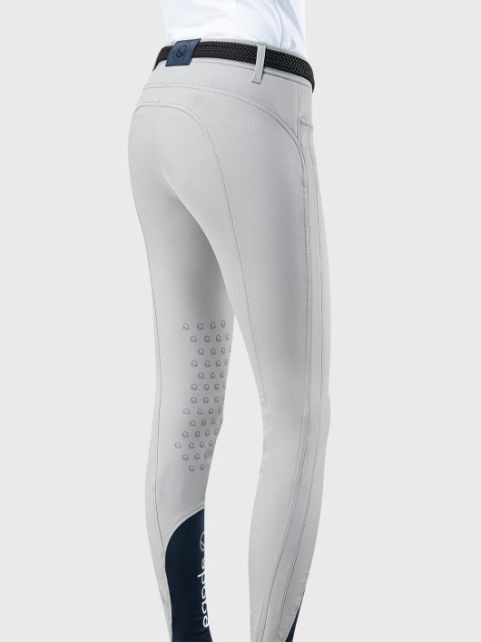 EQODE WOMEN'S BREECHES WITH KNEE GRIP 9