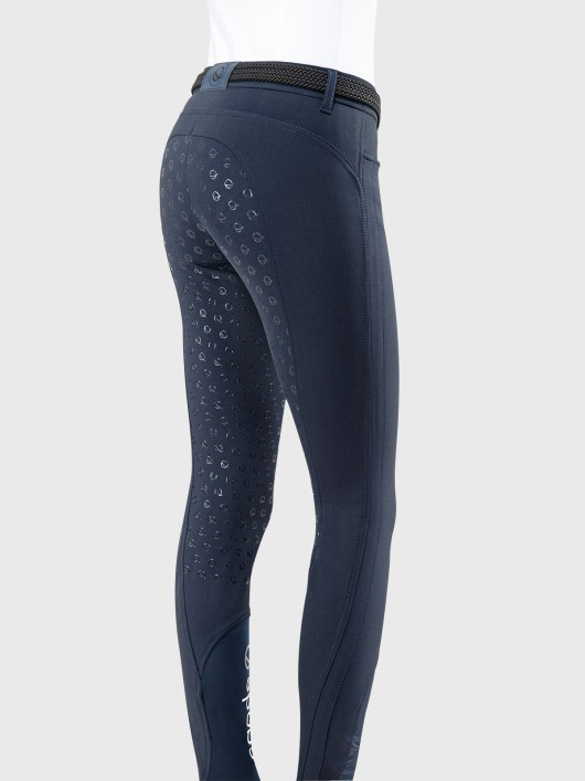 EQODE WOMEN'S BREECHES WITH FULL SEAT GRIP 8