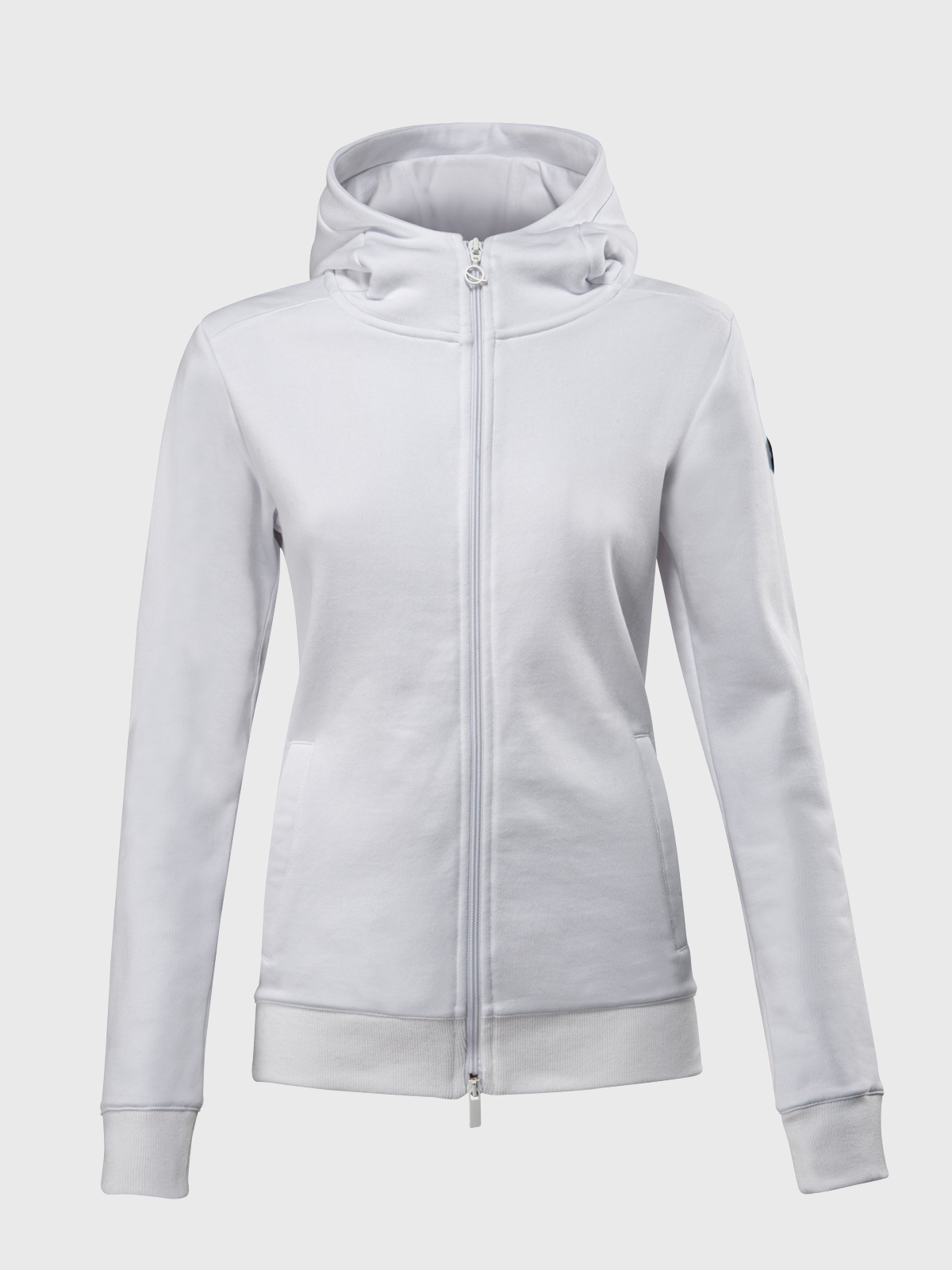 EQODE WOMEN'S FULL-ZIP FLEECE HOODIE 1