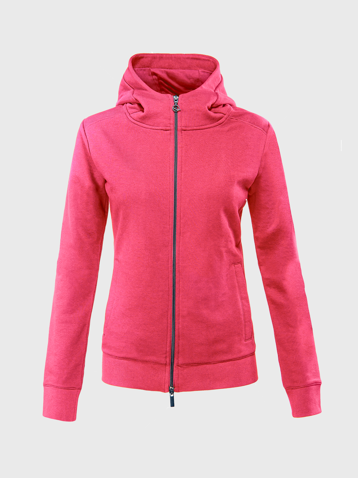 EQODE WOMEN'S FULL-ZIP FLEECE HOODIE 4