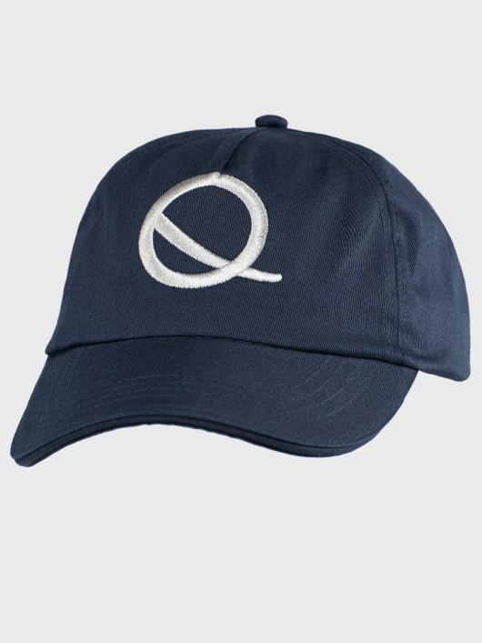 EQODE BASEBALL CAP WITH Q LOGO 1