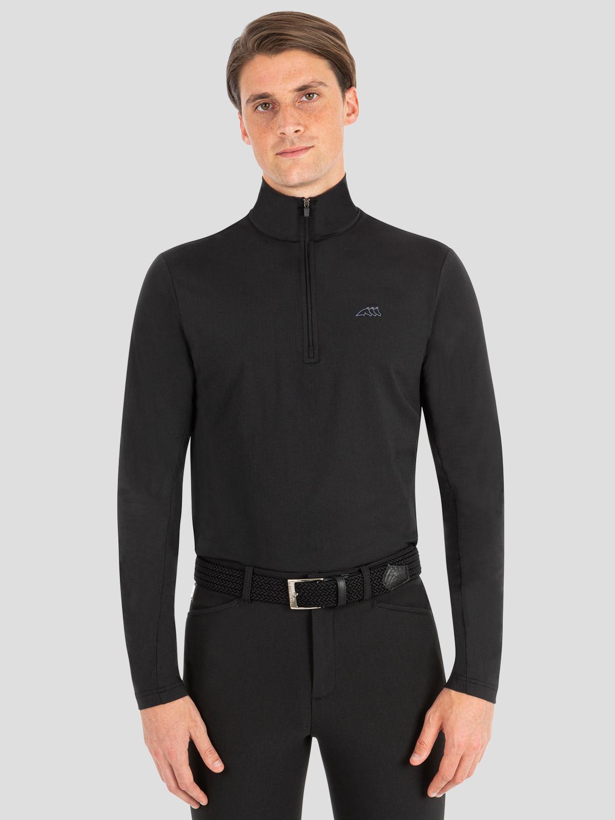 ELM Men's Long-Sleeve 1/4-Zip Training Top 4