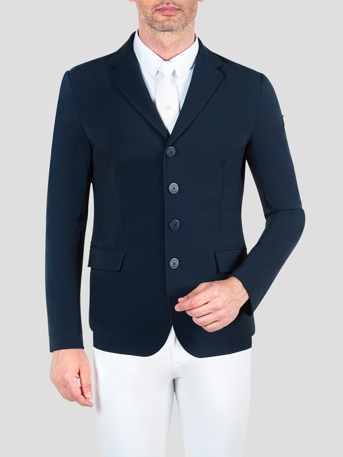 NORMANK MEN'S SHOW COAT IN B-MOVE PERFORMANCE FABRIC 1