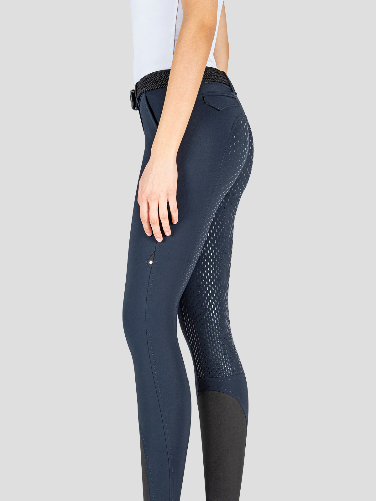 JULIK WOMEN'S FULL GRIP RIDING BREECHES IN B-MOVE FABRIC 11