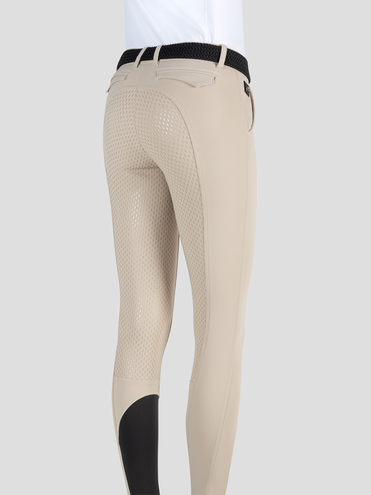 JULIK WOMEN'S FULL GRIP RIDING BREECHES IN B-MOVE FABRIC 5