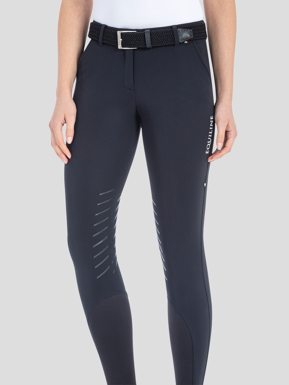 CostantineC Women's Knee Grip Breeches in B-Move 1