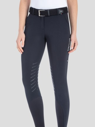 CostantineC Women's Knee Grip Breeches in B-Move