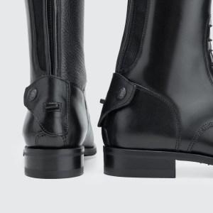 CLASSIC | Laced Top Trim, LEG GRIP - 800 / Men - Smooth Black