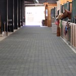 Three Surfaces For Your Stable Aisle Equestrian Barns Architecture Start Living The Dream Equine Facility Design
