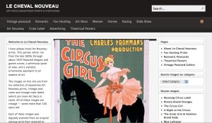 The Circus Girl