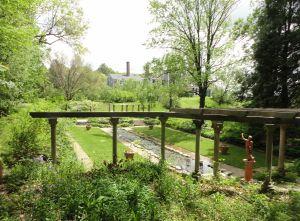 Codman House Formal Gardens