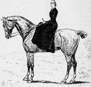 Riding for Ladies, by W. A. Kerr