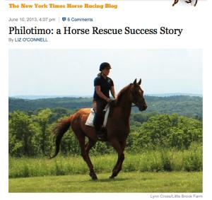 An OTTB Success Story
