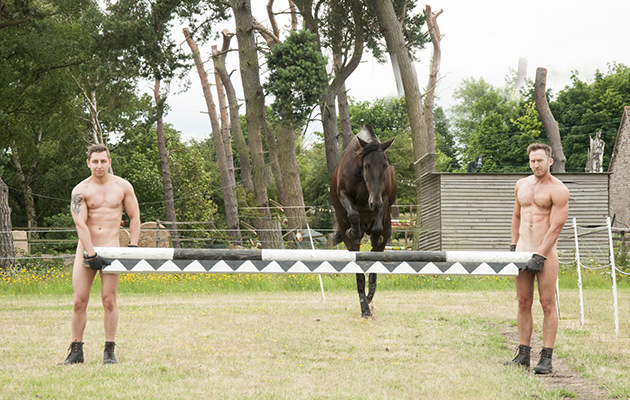 Hunks and Horses