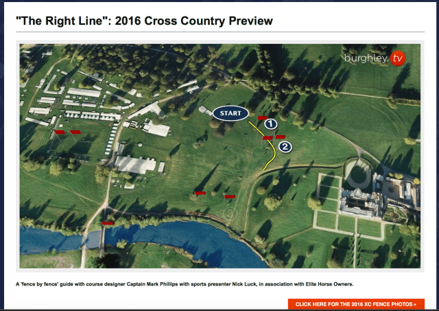 Burghley xc preview