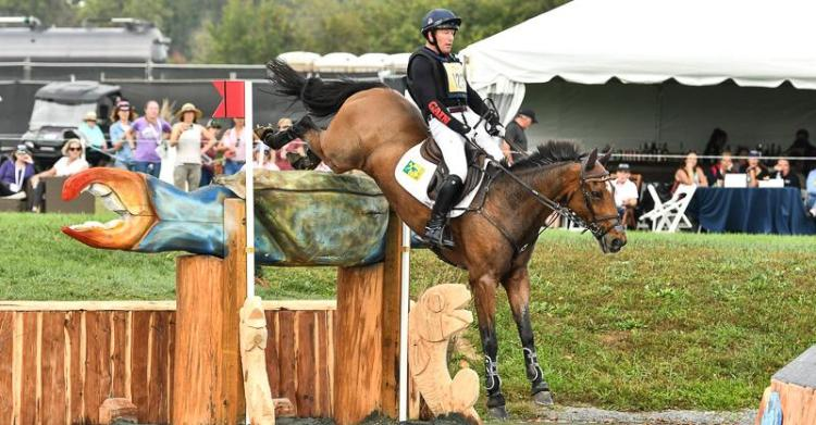 Oliver Towend Leads Maryland 5*