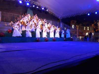 Iluminação de Orquestras, Cantatas e Igrejas