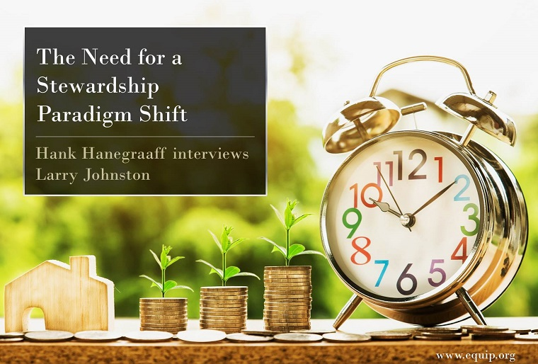 The Want for a Stewardship Paradigm Shift