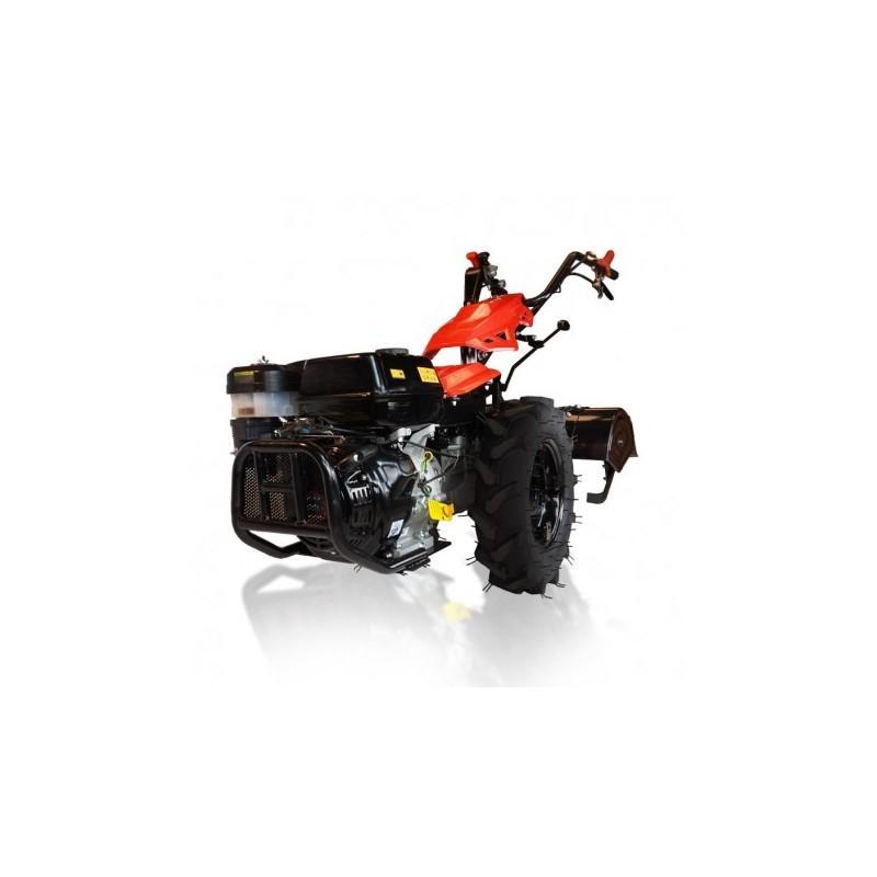 Motoculteur Diesel 10cv Bdg Avec Demarrage Electrique