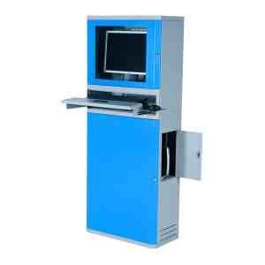 Armoire à ordinateur écran plat