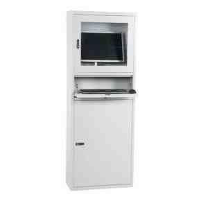 Armoire ordinateur compact