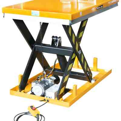 Table élevatrice fixe électrique cap.3000kg