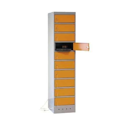 Armoire sécurisée pour ordinateur portable