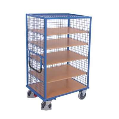Chariot a etagere