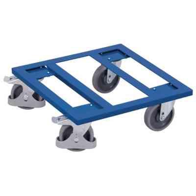 Plateau roulant pour caisses