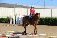 Scottie over poles, do you warm up before riding?