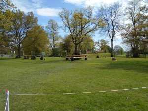 Outlander PHEV Mound badminton
