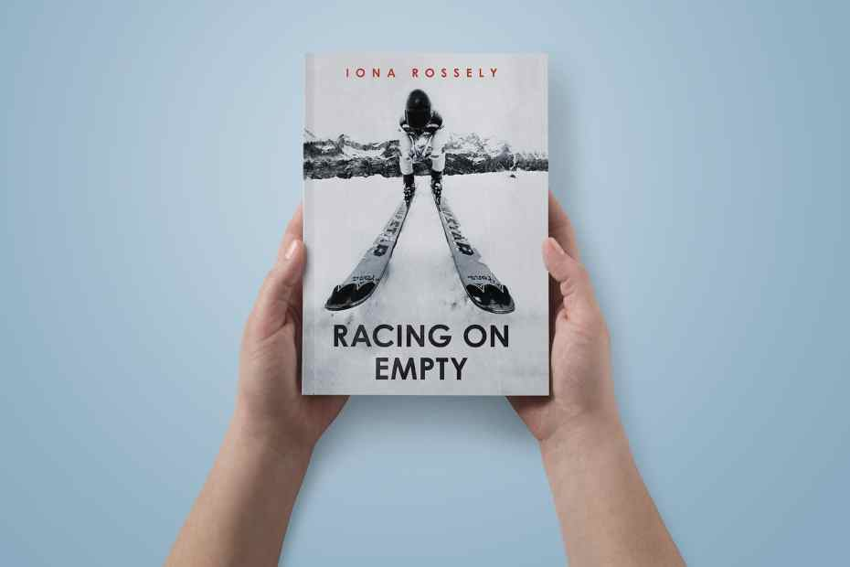 iona rossely racing on empty